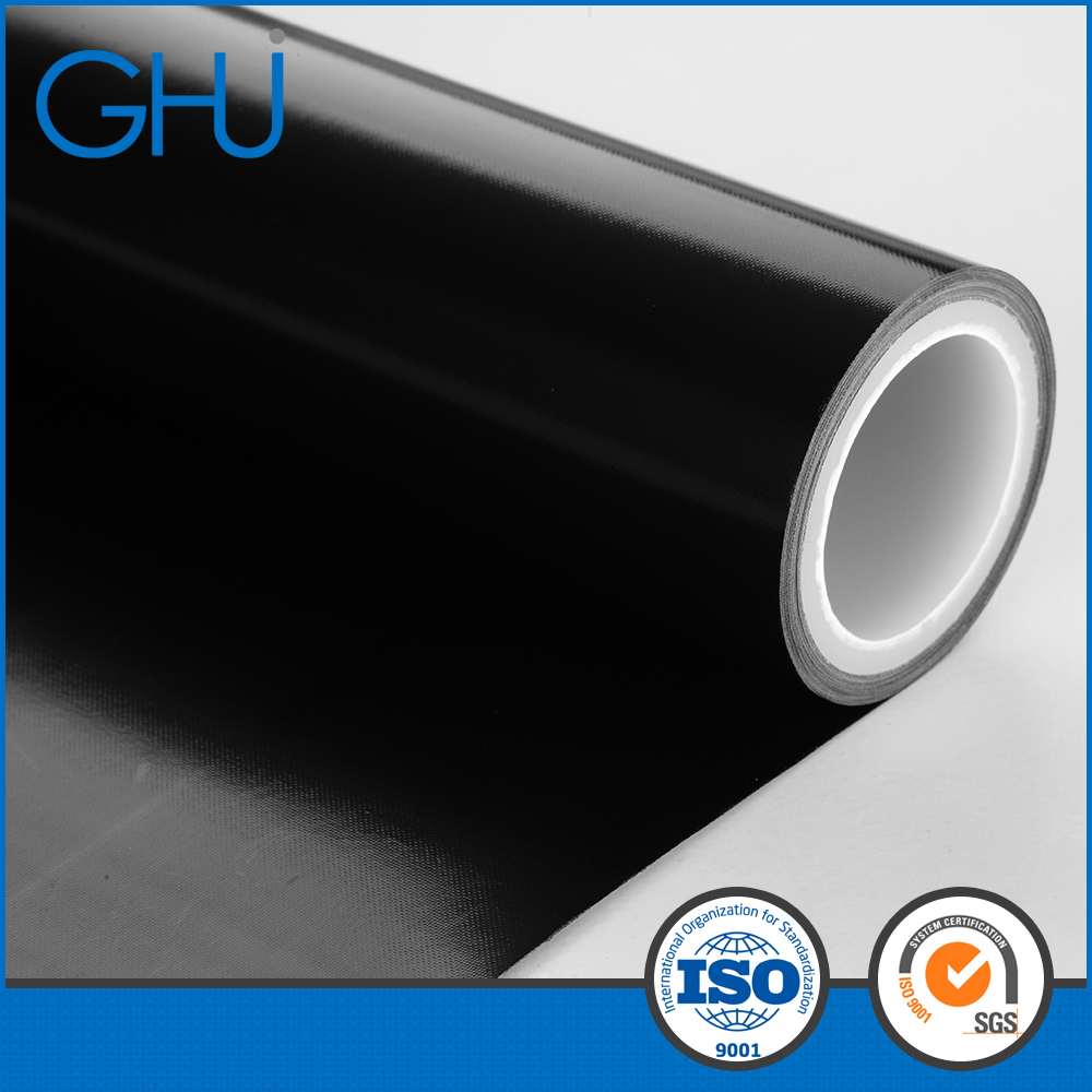 PTFE Fabric with Black Color